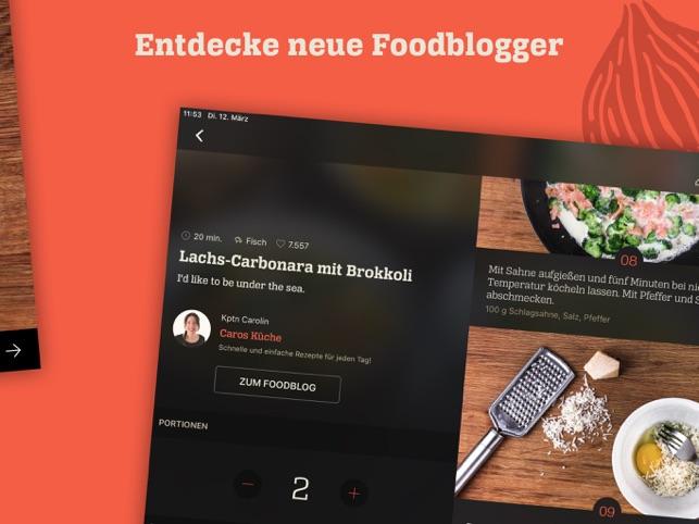 KptnCook Rezepte & Kochen Screenshot
