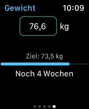 YAZIO: Kalorienzähler & Fasten Screenshot