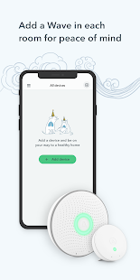 Airthings Wave Screenshot