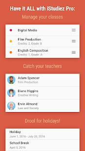 iStudiez Pro – Legendary Planner Screenshot