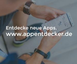 Appentdecker (von APPKosmos) hilft dir beim entdecken neuer Apps!