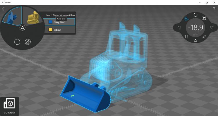 3D-Builder-Bulldozer