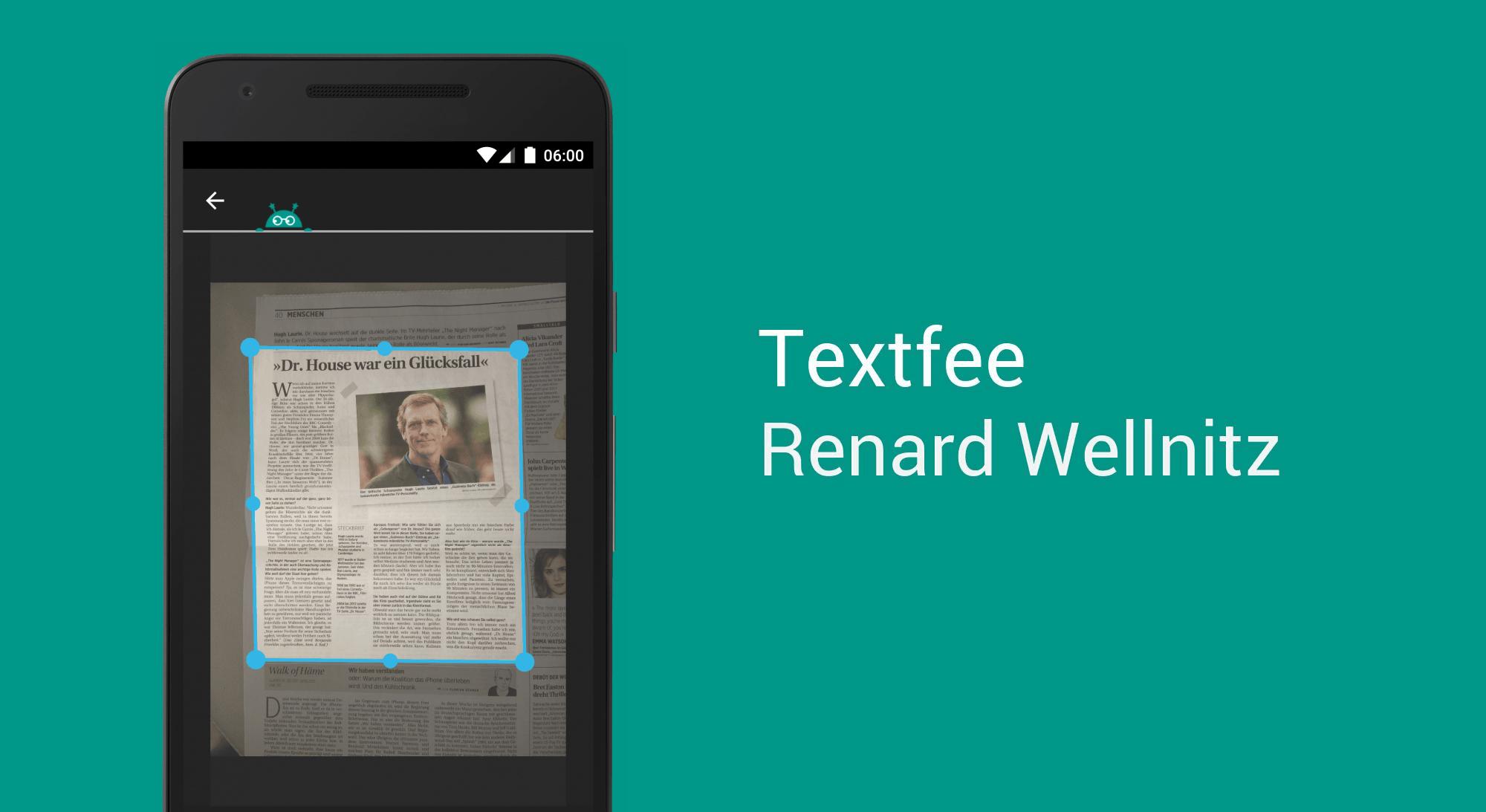 Texterkennung Mit Der Textfee Endlich Eine Gute Ocr App