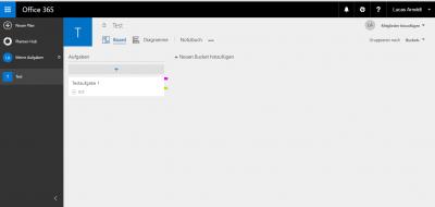 Bild Microsoft Planner