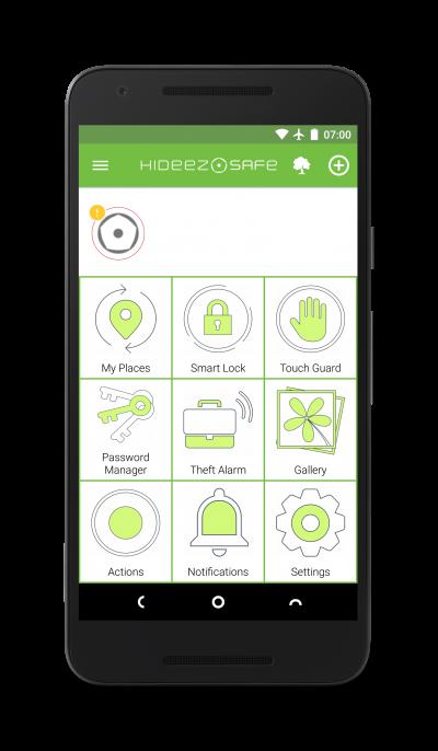 Die Hideez App