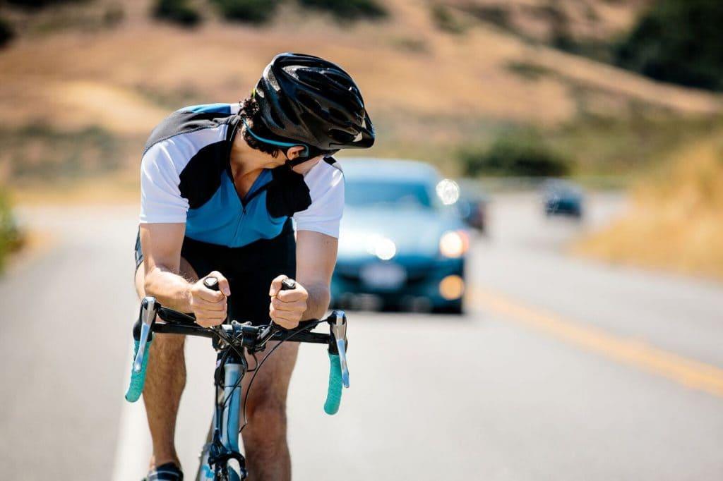 Die AfterShokz Trekz Titanium sind der perfekte Begleiter für Radfahrer