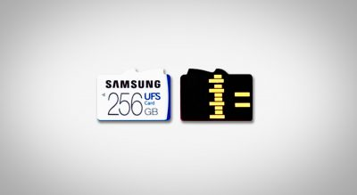 Samsung UFS 2.0 Karte