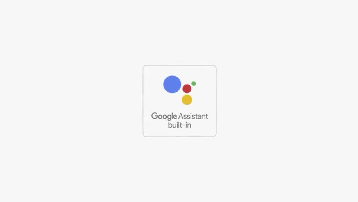 An diesem Symbol können wir künftig Geräte mit Google Assistent erkennen