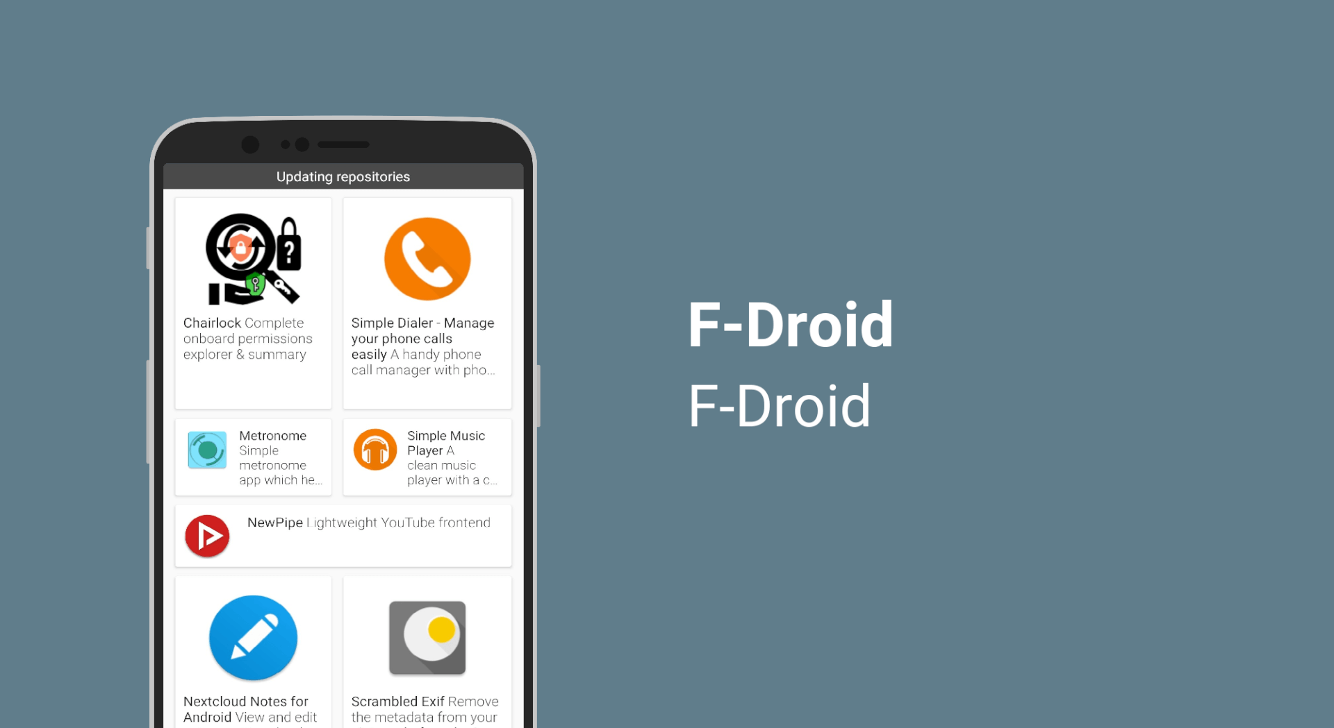 F Droid Store