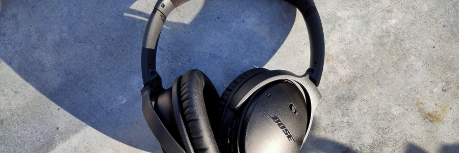 Bose QC 35 II: Noise-Cancelling Kopfhörer im Test
