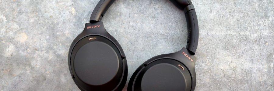 Sony WH-1000XM3: Noise-Cancelling Kopfhörer im Test