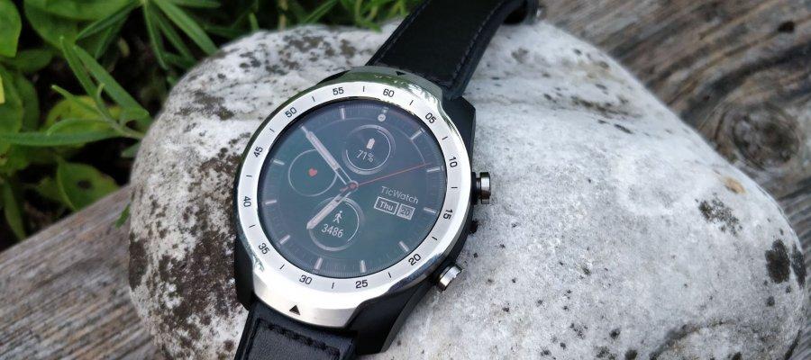 TicWatch Pro: Aktuell beste Wear OS Watch?