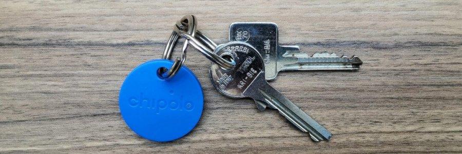 Chipolo – Der smarte Schlüsselanhänger im Test