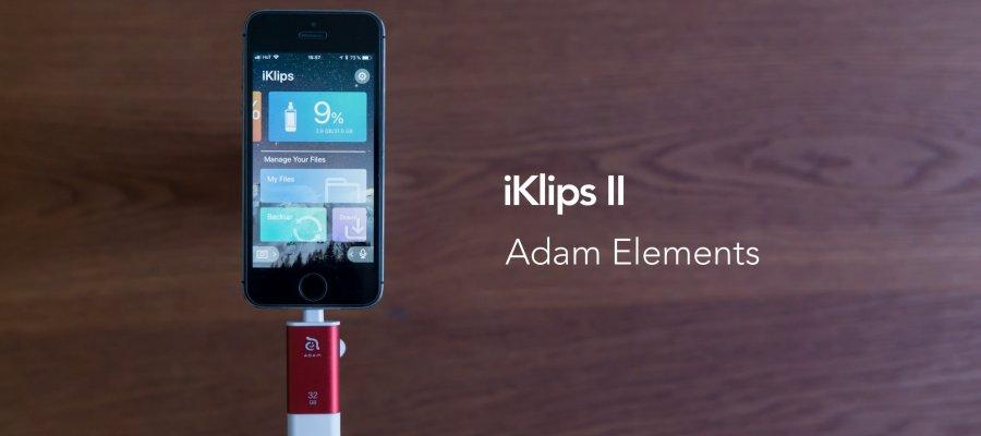 iKlips II - Mehr Speicher für dein iPhone!